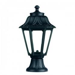Lampioncino da esterno INDURA MINI 6 IP55 E27 Nero