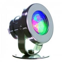 Faro proiettore da esterno Sommergibile LYNN IP68 LED 4W RGB