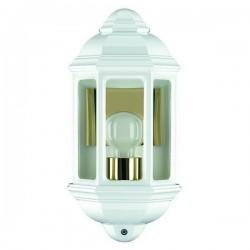 Lanterna da esterno Medio MEDI IP43 E27 Nero