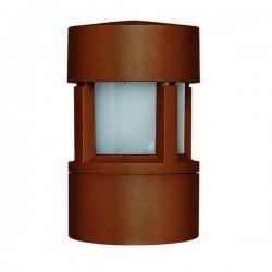 Lampioncino da giardino MINI NICO IP65 E27 75W ruggine