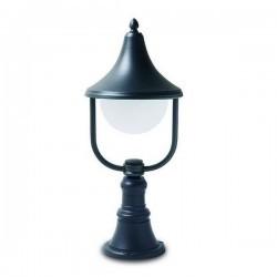 Lampioncino da giardino POLAR IP43 E27 100W Antracite