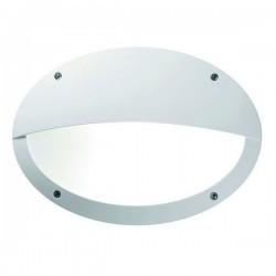 Applique da esterno TEIA IP66 23W E27 Bianco