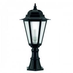 Lampioncino da esterno VILLA BIG IP43 E27 Nero