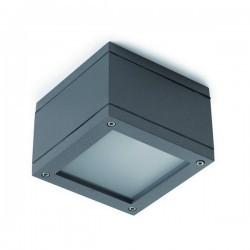 Applique da esterno tetto MILAN IP65 GX53 Antracite