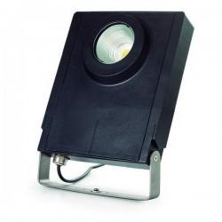 Faro proiettore da esterno LISBOA IP66 LED 51W 6400lm 3K Nero