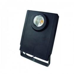 Faro proiettore da esterno LISBOA IP66 LED 75W 9300lm 3K Nero
