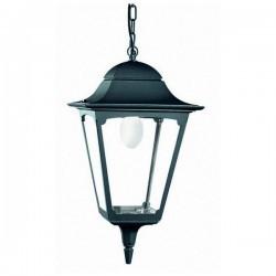 Lampada a sospensione da esterno QUADRA IP44 E27 Antracite