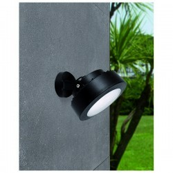 Faro proiettore da esterno NAPOLES IP66 GX53 Nero