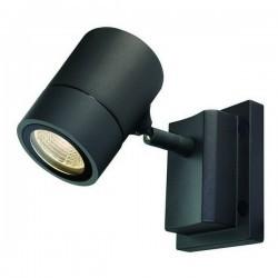 Faro proiettore da esterno MANLY IP55 LED 5W 300lm 4K Antracite