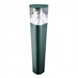 Lampioncino da giardino REIN IP65 LED 39W 3932lm 4K Antracite