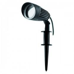 Faro proiettore da esterno con Picchetto ABBI IP65 GU10 50W Antracite