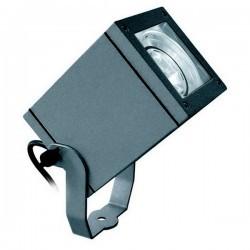 Faro proiettore da esterno NAYARA IP65 LED 12,6W 800lm 3K Antracite