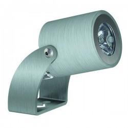 Faro proiettore da esterno KA IP67 LED 1,5W 180lm 4K Inox