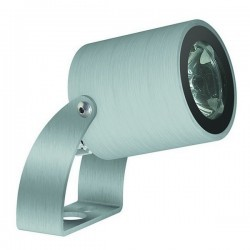 Faro proiettore da esterno KA IP67 LED 2W 210lm 3K Inox