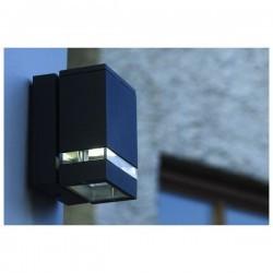 Applique da esterno parete AntraciteIBAL IP44 GU10 35W Antracite
