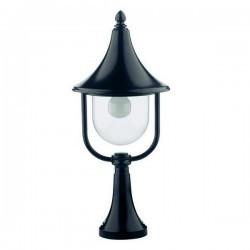 Lampioncini da giardino CAM IP44 60W E27 Nero