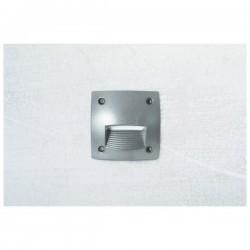 Lampade a incasso da esterno Quadrato parete DEVON GX53 Bianco
