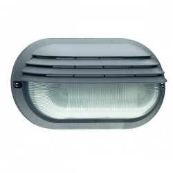 Applique da esterno FAR IP44 60W E27 Antracite