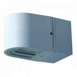 Applique da esterno parete GUS IP65 G12 70W grigio