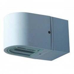 Applique da esterno parete GUS IP65 G12 70W Antracite