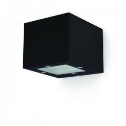 Applique da esterno ISORA IP65 40W G9 Nero