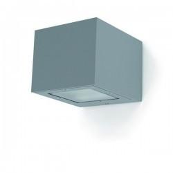 Applique da esterno ISORA IP65 40W G9 grigio