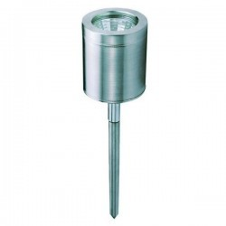 Proiettori da esterno Picchetto KOBE IP44 35W GU10 Inox