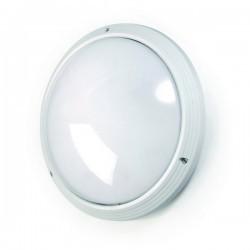 Applique da esterno MIR IP65 75W E27 Bianco
