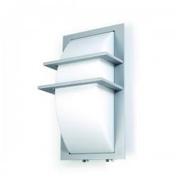 Applique da esterno parete MITO IP65 E27 100W Inox