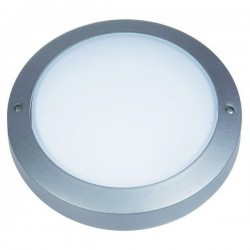 Applique da esterno PAMPERO IP65 E27 60W Bianco