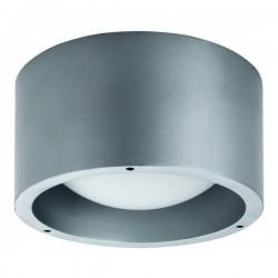 Applique da esterno PLANET IP54 26W G24 d3 grigio