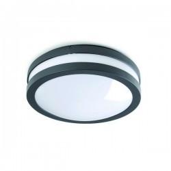 Applique da esterno TORNADO IP54 E27 75W grigio