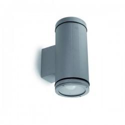 Applique da esterno TRAMUNTANA IP65 E27 2x100W grigio