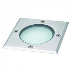 Lampade a incasso da esterno pavimento SIO IP67 GX53 9W Inox