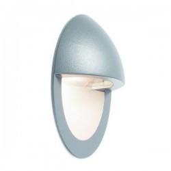 Lampade a incasso da esterno Assimmetrica ANQUA IP54 LED 3W 88lm 3K grigio
