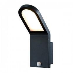 Applique da esterno CASTELLO sensore IP54 LED 9W 3K Bianco