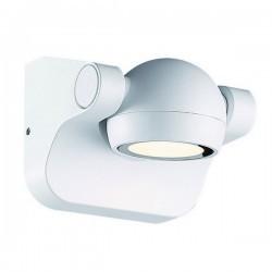 Applique da esterno SILE IP54 LED 6W 290lm 3000K Bianco