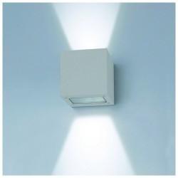 Applique BRICK LED 10x1W Alluminio