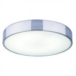 Plafoniera LARI ø55cm LED 50W 3960lm 3000K cromo