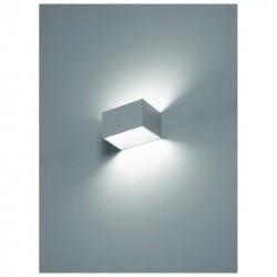 Applique LED RETT 5W Alluminio spazzolato