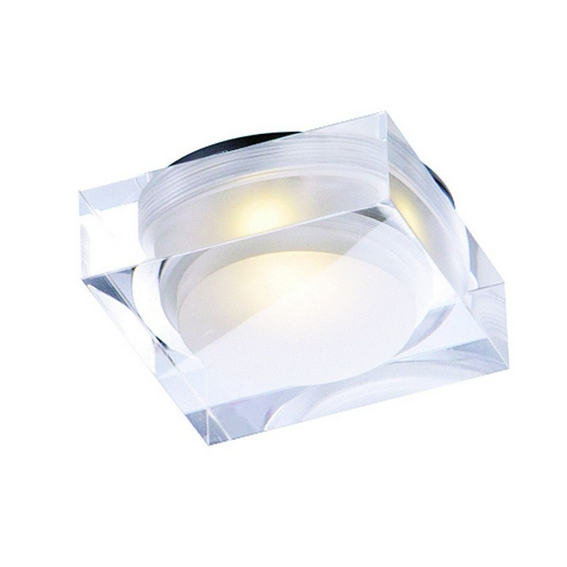 Lampada a incasso KRYSTAL IP44 LED 3W 240lm 3000K