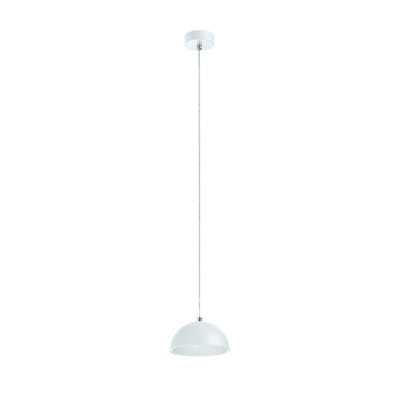 Lampada a sospensione LED DINA 8W 3500K Bianco