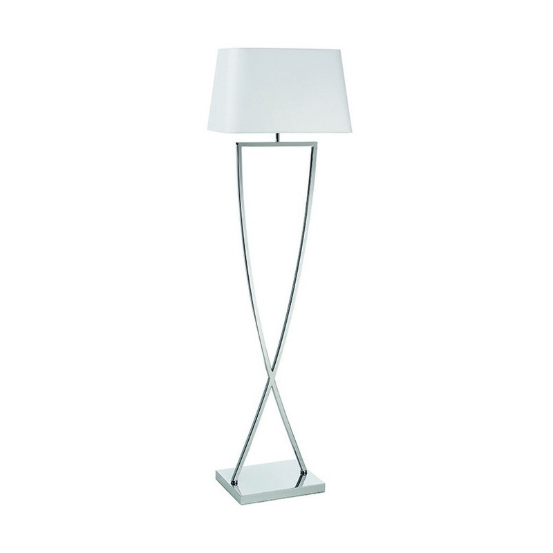 Lampada Piantana IRIS E27 cromo