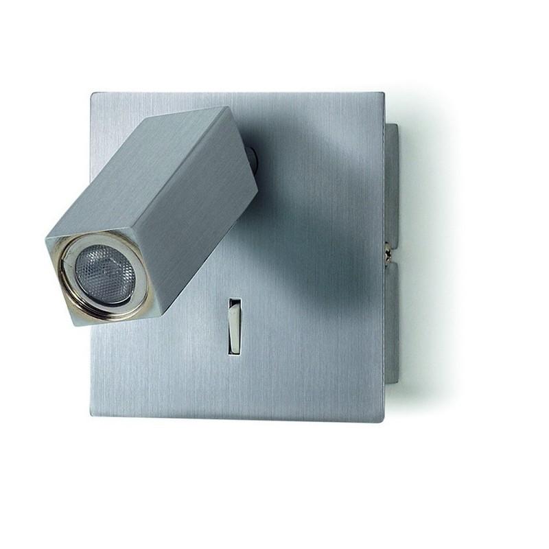 Applique SPOT LED 3W 240lm Alluminio pulido