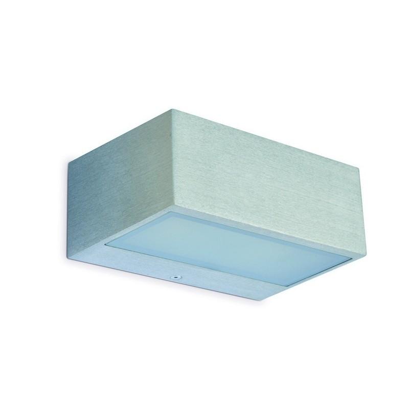 Applique IONA LED 13W 1200LM 3000K Alluminio spazzolato