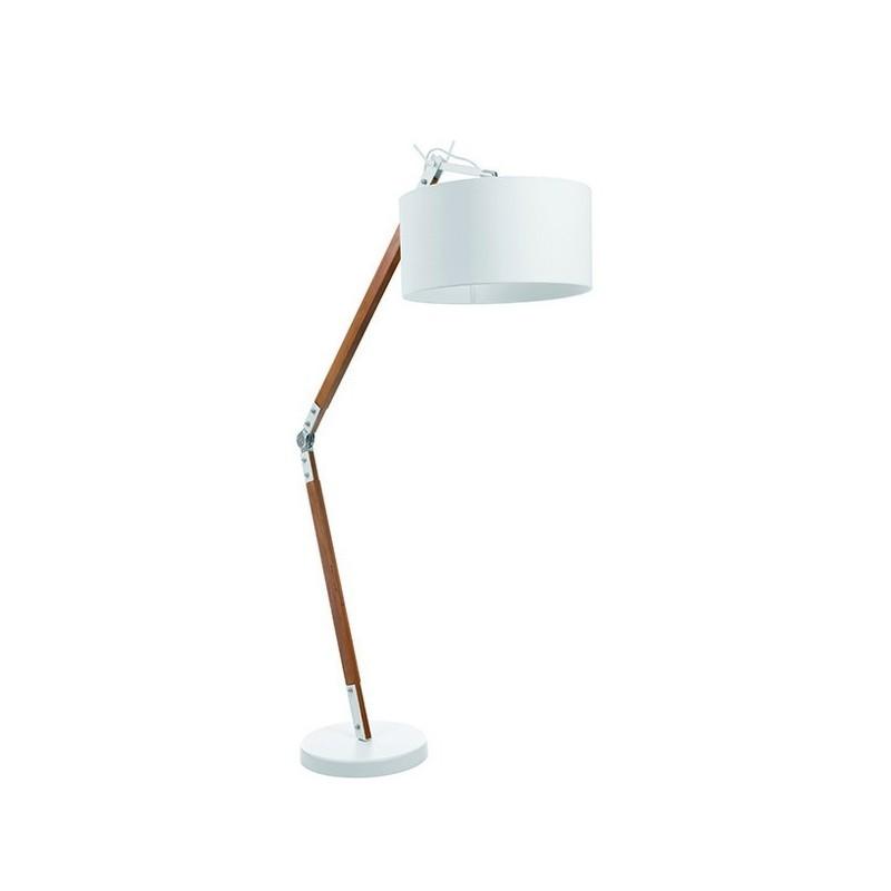 Lampada Piantana GRAM IP20 E27 legno