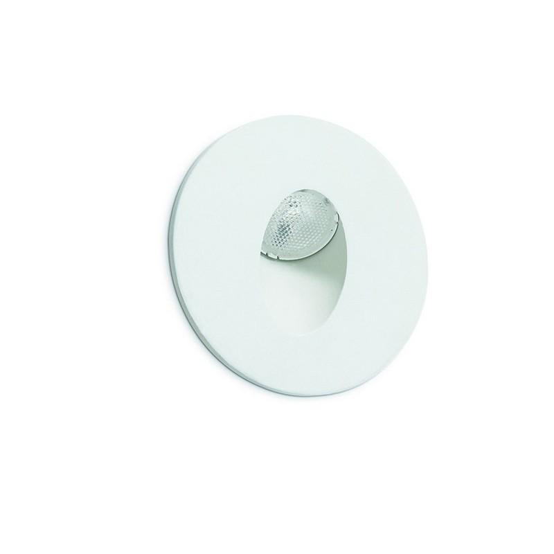 Lampada a incasso  LIGUR IP44 LED 3W 160lm Bianco 3000K
