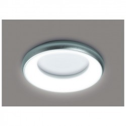 Plafoniera FRED IP20 LED25W 1850lm Bianco 3000K