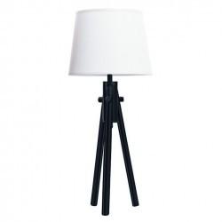 Lampada da tavolo A TU ESTILO IP20 E27 nero