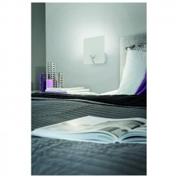 Applique BALTIC IP20 E27+LED3W 240lm Bianco